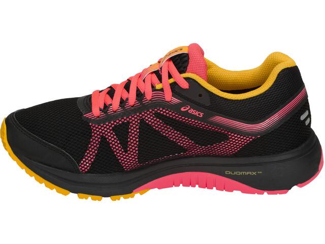 asics GT-1000 7 G-TX Hardloopschoenen Dames roze/zwart
